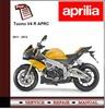 Thumbnail Aprilia Tuono V4 R a-APRC 2011-2013 Spare Parts Catalogue