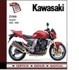 Thumbnail Kawasaki Z1000 Workshop 2003 - 2004 Service Manual